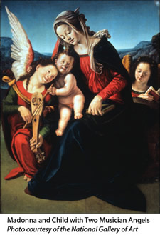 Madonna and Child by Piero di Cosimo