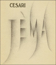 Cesari's 2010 Jema Corvina label