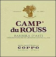2008 Coppo, Camp du Rouss Barbera d'Asti