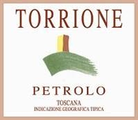 Petrolo Torrione Tuscany IGT label