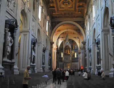 Basilica of San Clemente in Rome
