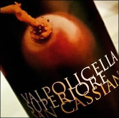 2009 Valpolicella Superiore from San Cassiano