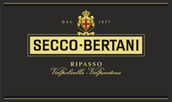 2009 Secco-Bertani Ripasso label