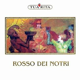 "2017 ""Rossi dei Notri"" Toscana from the Tua Rita winery"